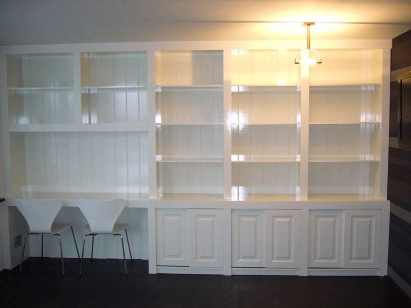 Inbouwkasten Inbouwkast Met Gashaard Pictures