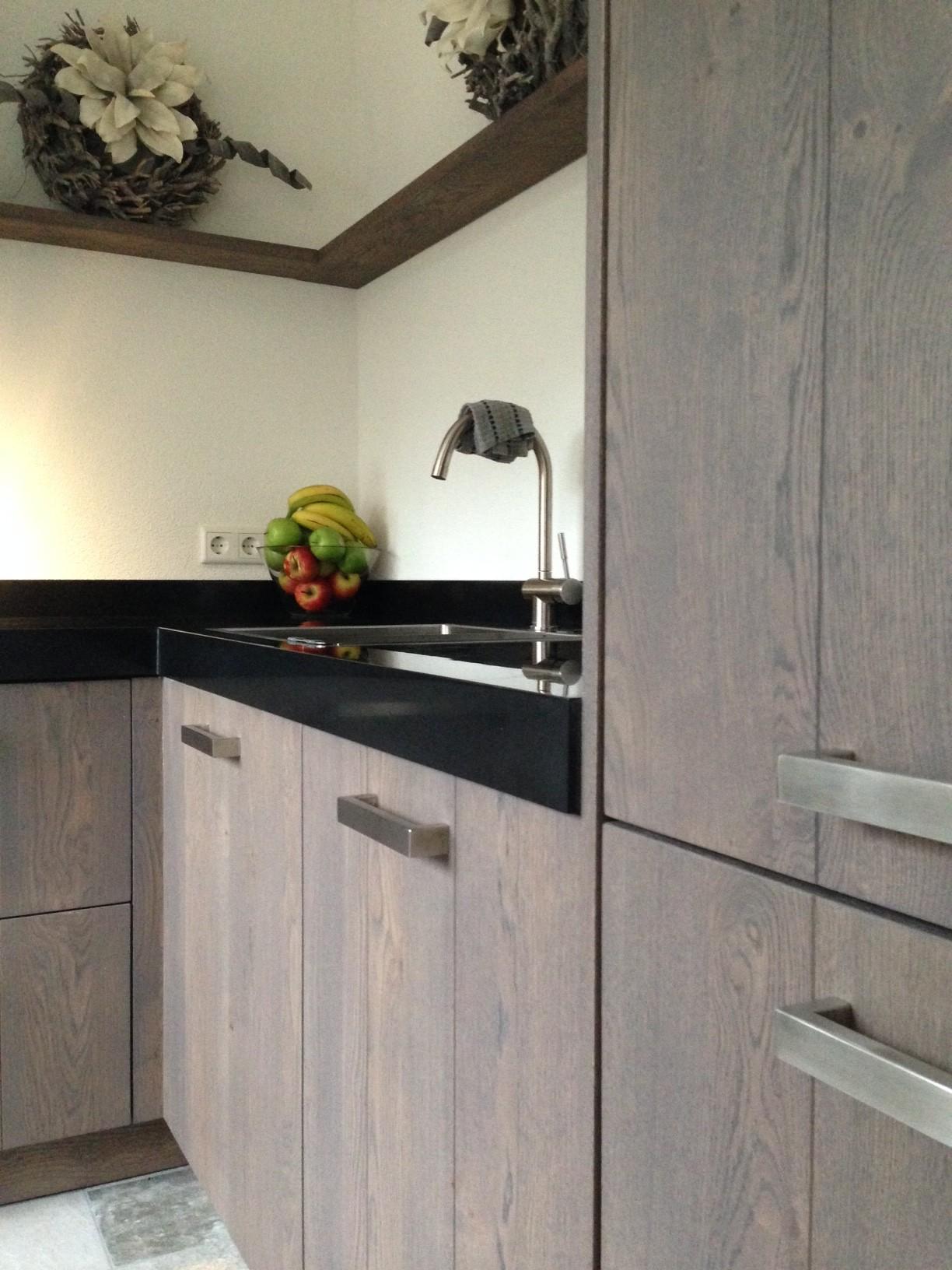 Eiken Keukens Logen : Eikenhouten Keuken Greywash Pictures to pin on Pinterest