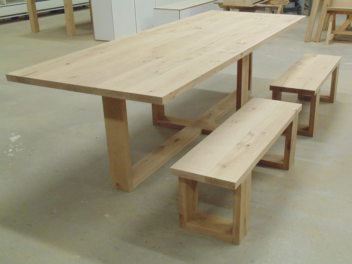 Moderne eettafels strakke moderne eettafel norfolk houten vloeren fairwood 25 beste idee n - Eettafel moderne ...