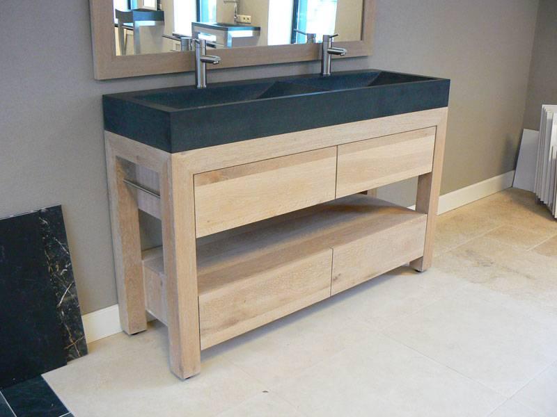 badkamermeubel white wash rvs te boveldt meubelmakerij