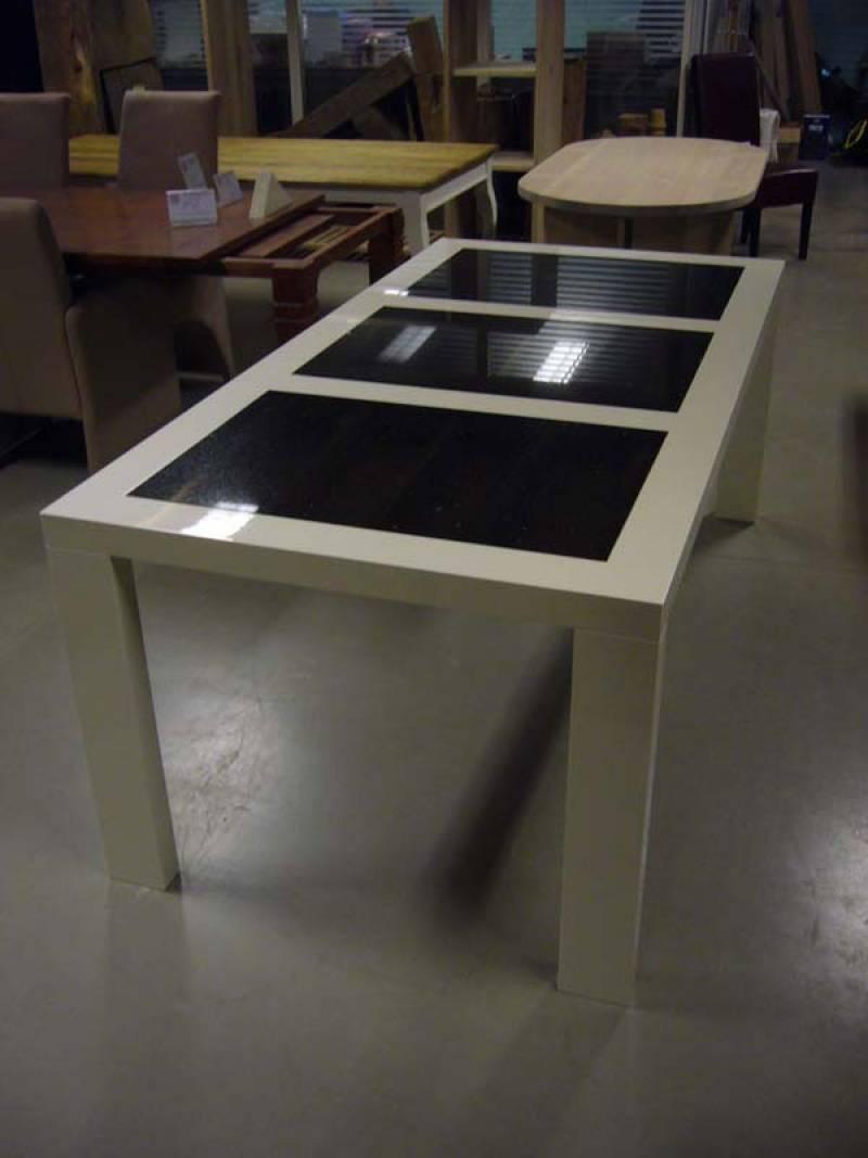 Salontafel met natuursteen for Gerritsma interieur