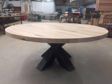 Eetkamertafels op maat te boveldt meubelmakerij & interieurbouw