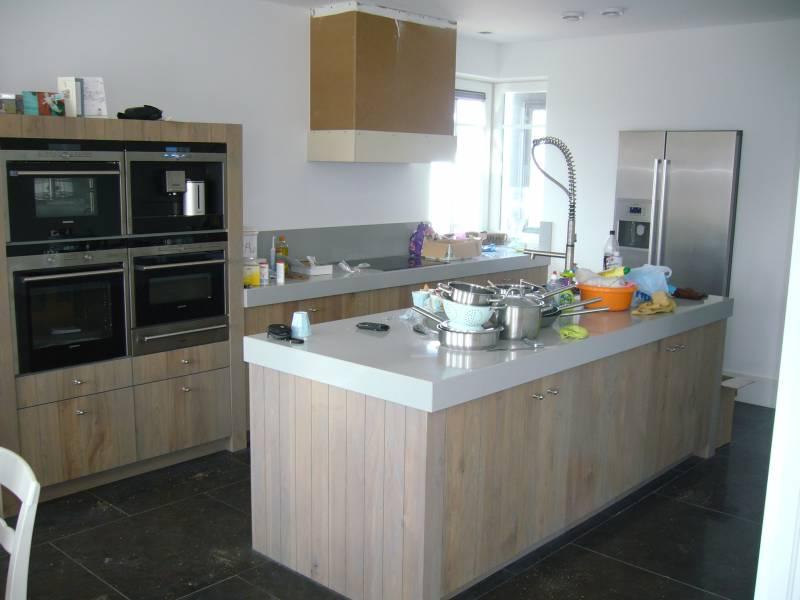Eiken Keuken Achterwand : Keuken Eiken Landelijk ~ Het beste van huis ontwerp inspiratie
