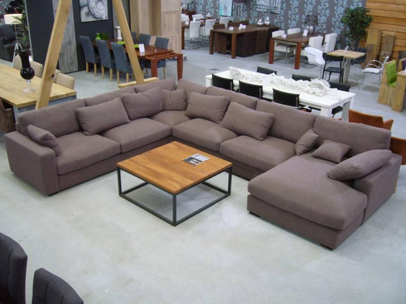 Grote Lounge Hoekbank.Hoekbank Giorno Te Boveldt Meubelmakerij Interieurbouw
