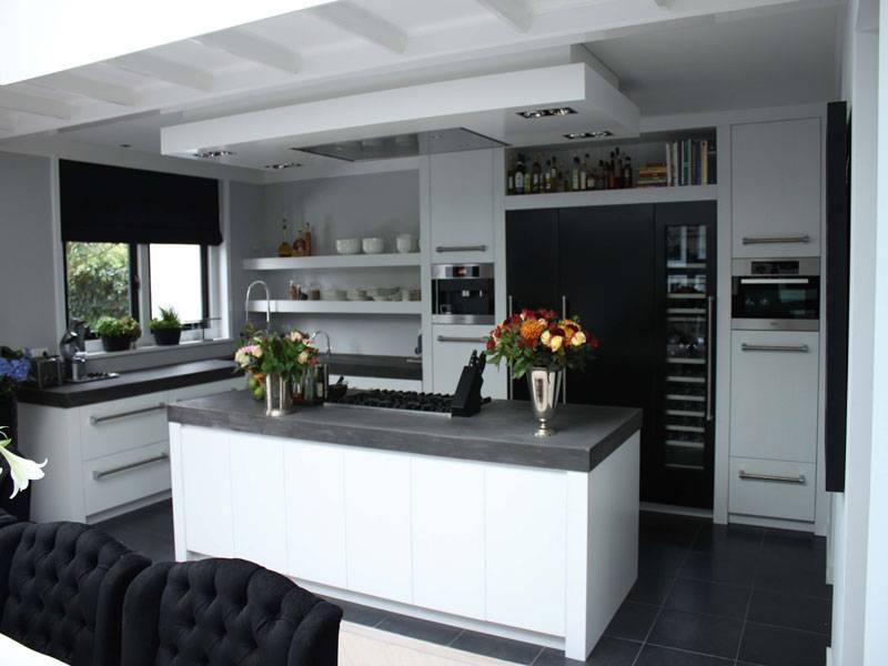 Keuken 4 te boveldt meubelmakerij interieurbouw - Keuken ontwikkeling in l ...
