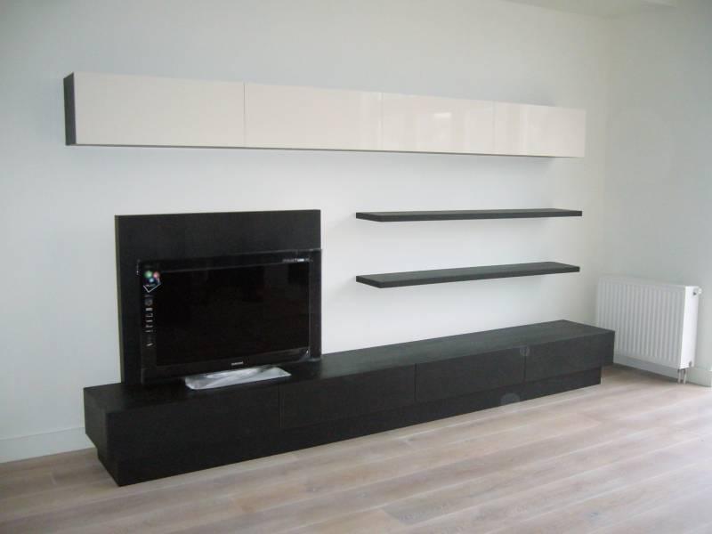 tv meubel strak en modern tv meubel gemaakt van licht rustiek eiken ...: https://www.teboveldt.nl/tv-dressoirs/tv-meubel-licht-rustiek-eiken...