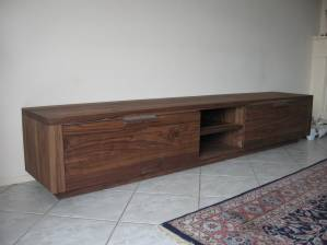 Walnoten tv dressoir
