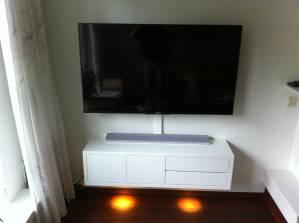 Tv Kast Zwevend : Sonorous ed u hangkast design tv meubels