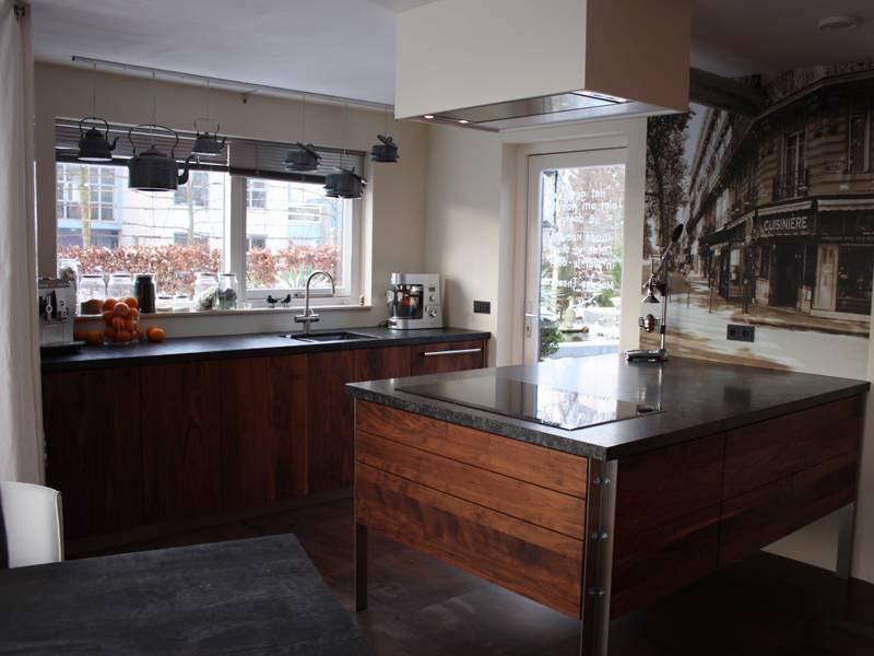 Keuken Kasten Melamine : keuken keuken gemaakt naar een ontwerp van ...